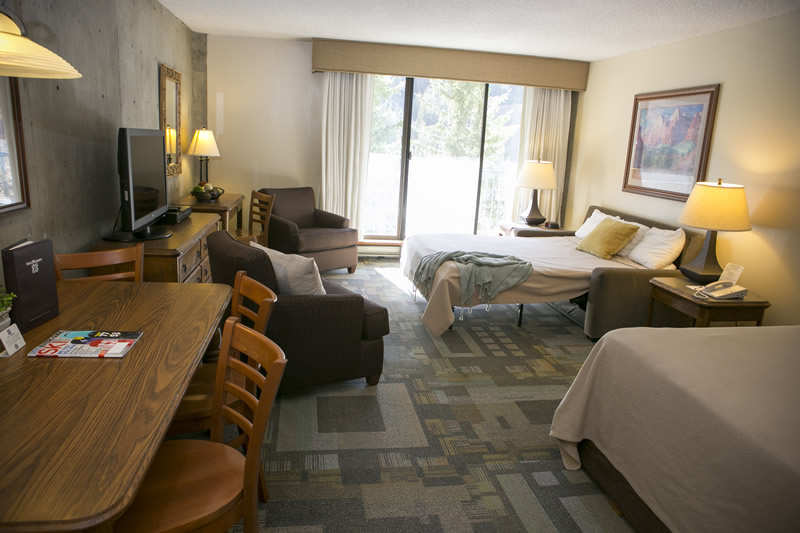 South Efficiency A | Iron Blosam Lodge | Snowbird Ski & Summer Resort